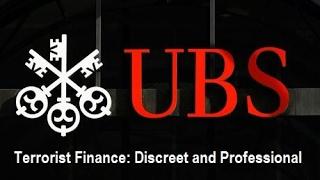 Terrorist Finance: Swiss UBS bank & fake news: US Army whistleblower Scott Bennett