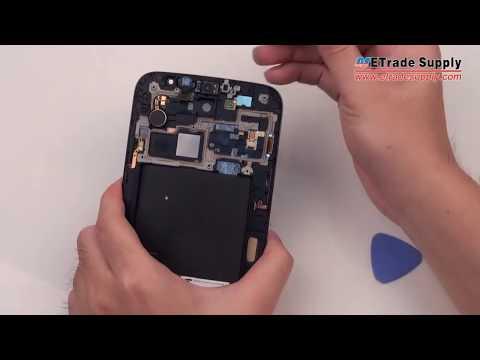 Samsung Galaxy Mega 6.3 I9200 disassembly
