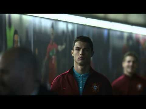 image  Nouveau pub Nike 'Risk Everything' Avec Rooney Ronaldo et Neymar