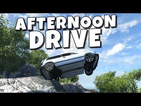 Afternoon Drive - BeamNG.Drive