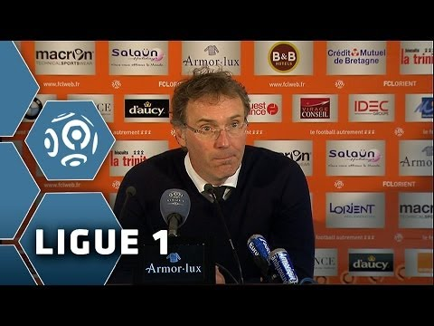 "Blanc : ""Chelsea? A difficult draw for us"" before PSG - Chelsea - 2013/2014"