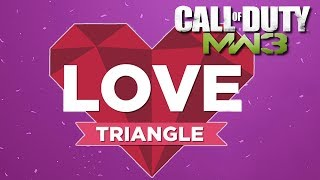 LOVE TRIANGLE (Modern Warfare 3 Funny Stream Video)