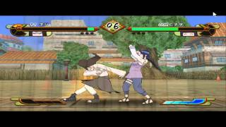 Naruto Shippuden Gekitou Ninja Taisen Special [PC