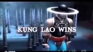 Mortal Kombat Shaolin Monks Fatalities Kung Lao