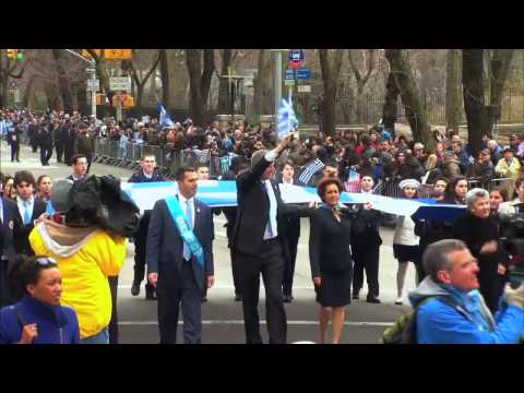 New Greek TV Greek Independence Day Parade 2014