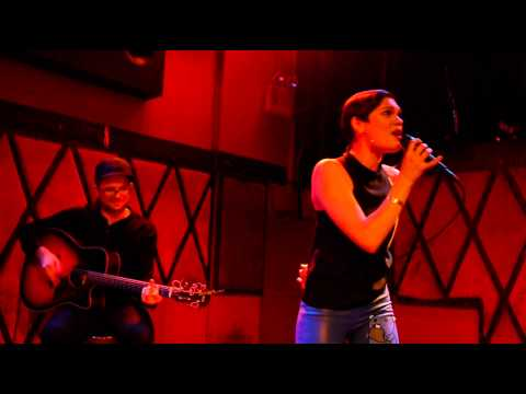 Jessie J - Sexy Lady (live @ Rockwood Music Hall 3/10/14 ACOUSTIC)
