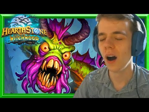 A Legendary That Is Better Than Yogg? (Witchwood Card Review Final Part)