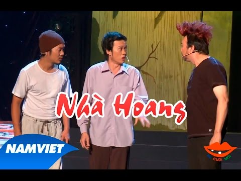 LiveShow Hoài Linh 8 - Tiểu Phẩm Hài Nhà Hoang (Hoài Linh, Chí Tài, Long Đẹp Trai)