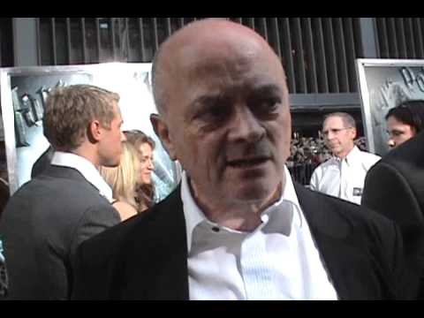 David Barron at Harry Potter and the Half-Blood Prince US Premiere