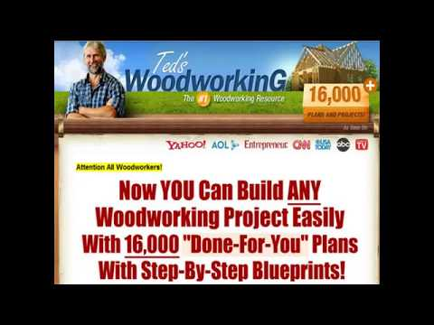 New: Ted Woodworking Scam Ted Woodworking Plans Review Download Information