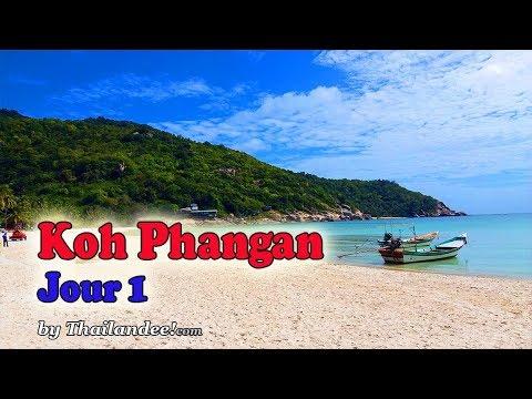 koh phangan - jour 1