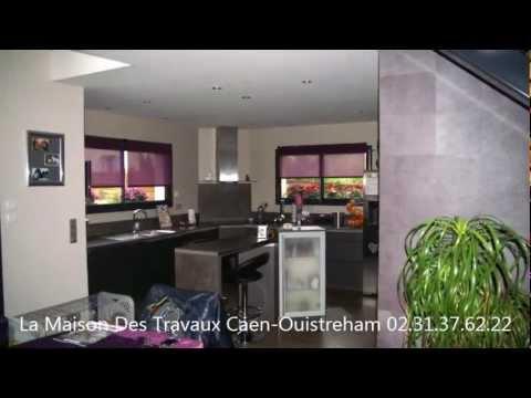 D coration maison epron 14 peinture papier peint cuisine for Decoration maison youtube