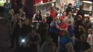 'One Day More' Flashmob | Les Misérables | Newport
