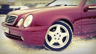 Мерседес CLK. Отзывы владельцев, истории 9 машин. В гостях у Mercedes CLK 208 Club. Обзор Лиса Рулит. Елена Лисовская Видео.