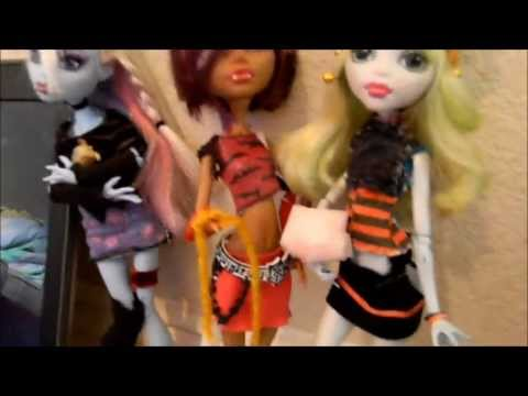 Monster high custom dolls vocaloids IA,SeeU, and MEIKO, :)
