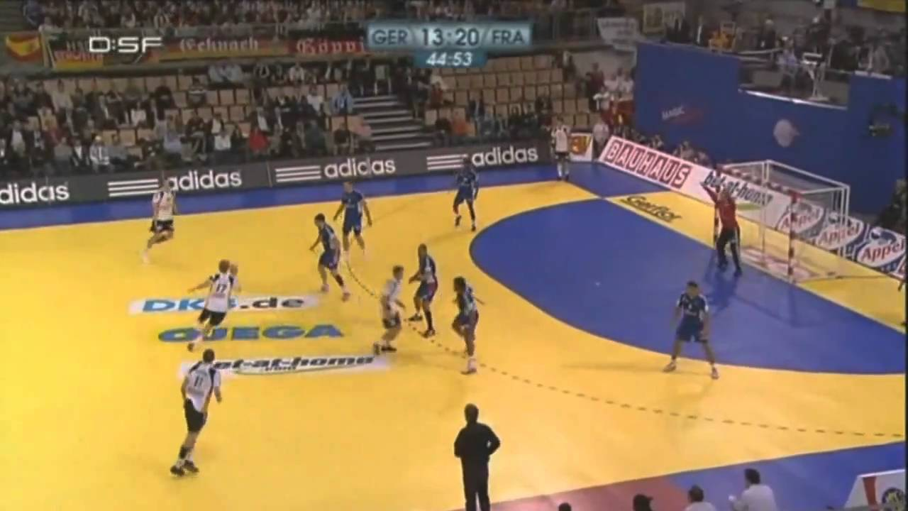 best handball goals