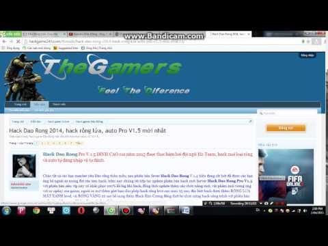 Hack đảo rong 2015 daorongvan