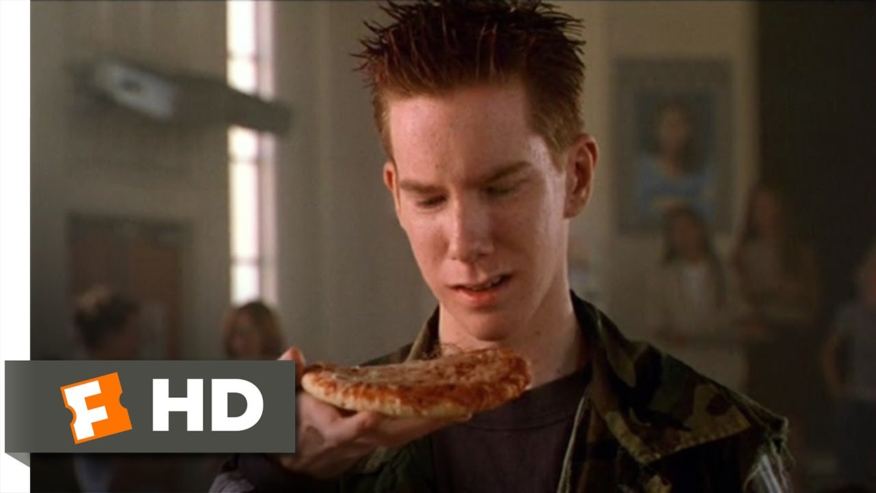 She S All That 10 12 Movie Clip Pube Y Pizza 1999 Hd
