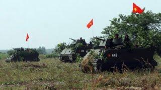 Thử so sánh quân chủ lực của VN và TQ