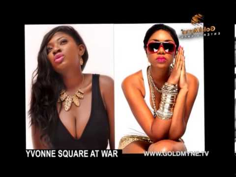Why Yvonne Nelson and Yvonne Okoro at War