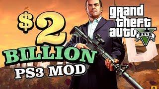[OFW] GTA 5 2 BILLION DLLS MONEY MOD & ATTACHMENTS