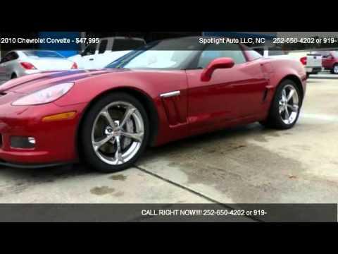 2010 Chevrolet Corvette GS LT3 - for sale in Goldsboro, NC 27530