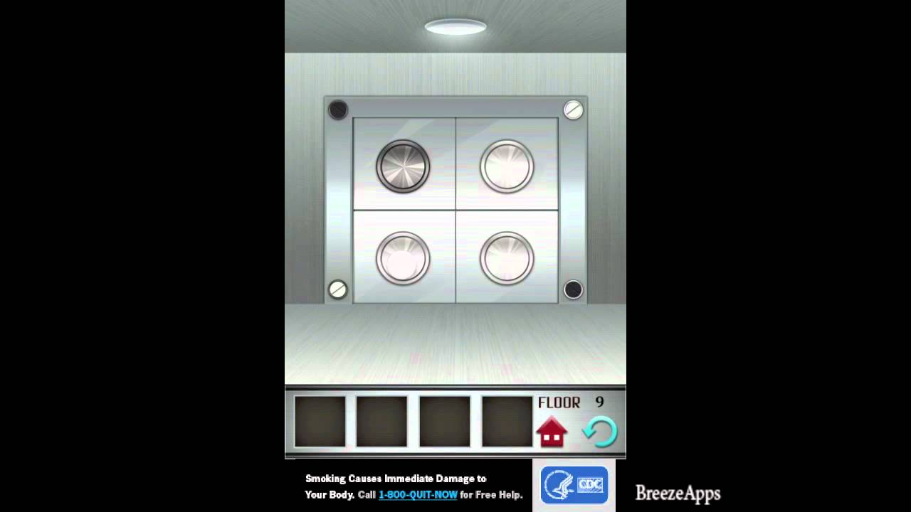 100 Floors 100 Floors Level 9 Youtube