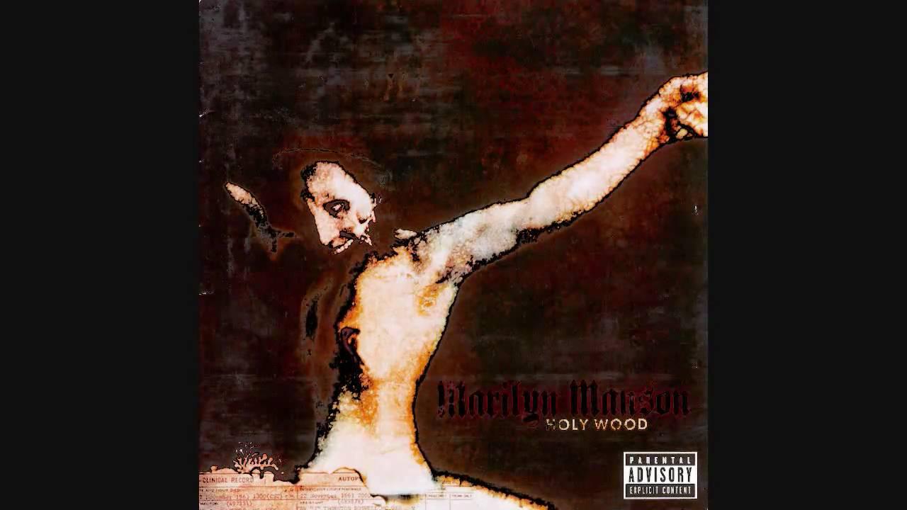 Nobodies Marilyn Manson Клип