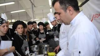 MENGEN TV - Mengen aşçılık kampı