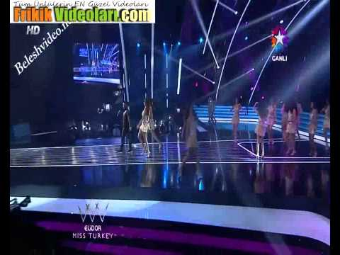 Miss Turkey 2013 1. Performans -- Star Tv 31 Mayıs 2013 FULL HD