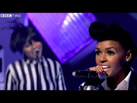 Janelle Monáe - Dance Apocalyptic - Later... with Jools Holland - BBC Two HD