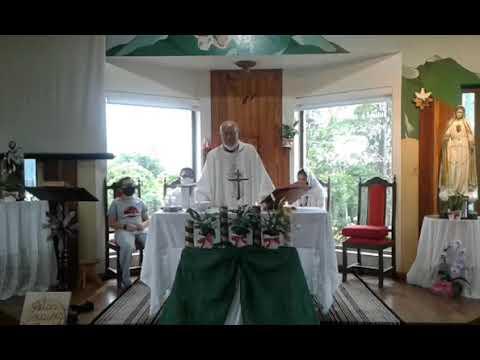 Santa Missa | 12.12.2020 | Sábado | Padre José Sometti | ANSPAZ