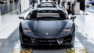 Lamborghini Manufacturing – The Dream Car Factory. YouCar Car Reviews.