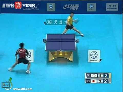 VW Cup 2011: Jun Mizutani-Chuang Chih Yuan