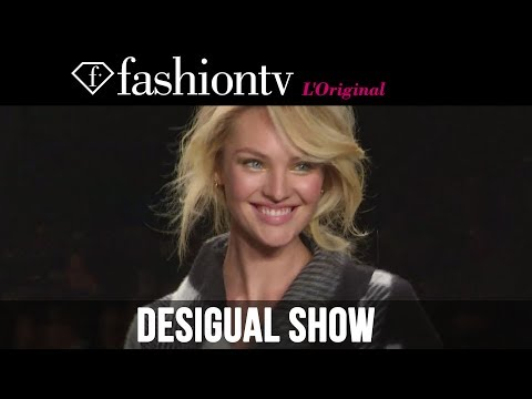 Desigual Fall/Winter 2014-15 | New York Fashion Week NYFW | FashionTV