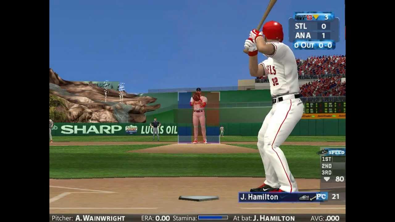 mvp baseball 2013 gameplay part1 - YouTube
