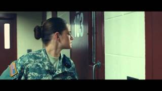 Camp X-Ray Movie CLIP Hannibal Lecter (2014) Kristen