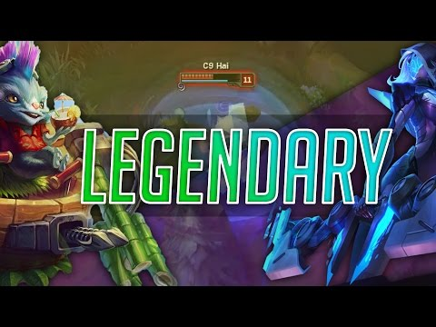 Dyrus -  LEGENDARY RUMBLE! ft.  Echo Fox Keith