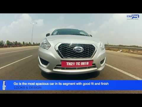 Datsun Go first drive video review