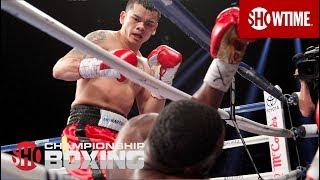 Recap: Broner Vs. Maidana SHOWTIME Boxing
