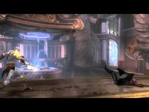Mortal Kombat: Геймплей Кратоса