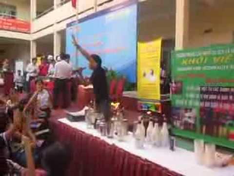 Bartender Đinh Quang Nam