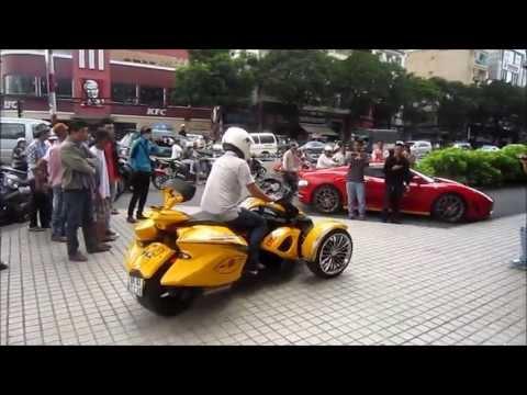 TNTBros] HOG SAIGON Harley Davidson Team Vietnam | Vietnam Supercars