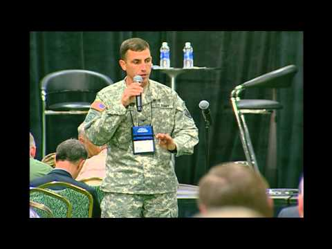 COL Thomas von Eschenbach - Future Manned/Unmanned Teaming