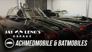 Inside Jeff Dunham's Garage: Achmedmobile & Batmobiles - Jay Leno's Garage. Watch online.