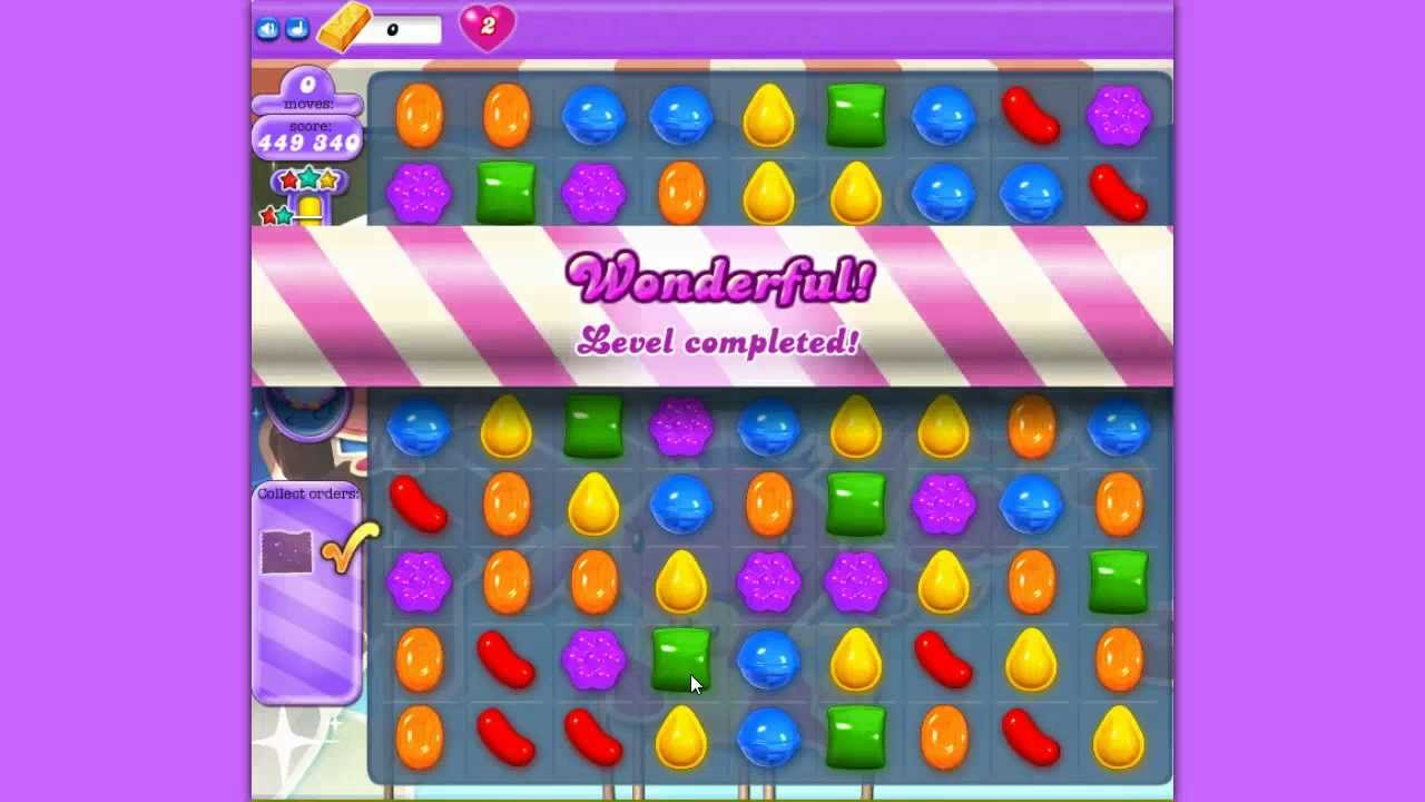Level 140 Candy Crush How To Win