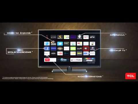 Telewizor Iron Mana - TCL Smart TV