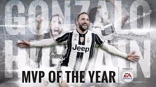 Gonzalo Higuain, MVP of the season!