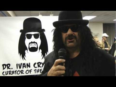 Doctor Ivan Cryptosis at Crypticon Minneapolis 2010