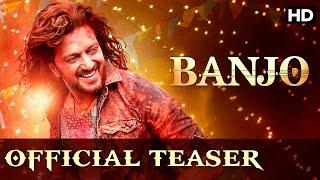 banjo film teaser, Riteish Deshmukh, Nargis Fakhri